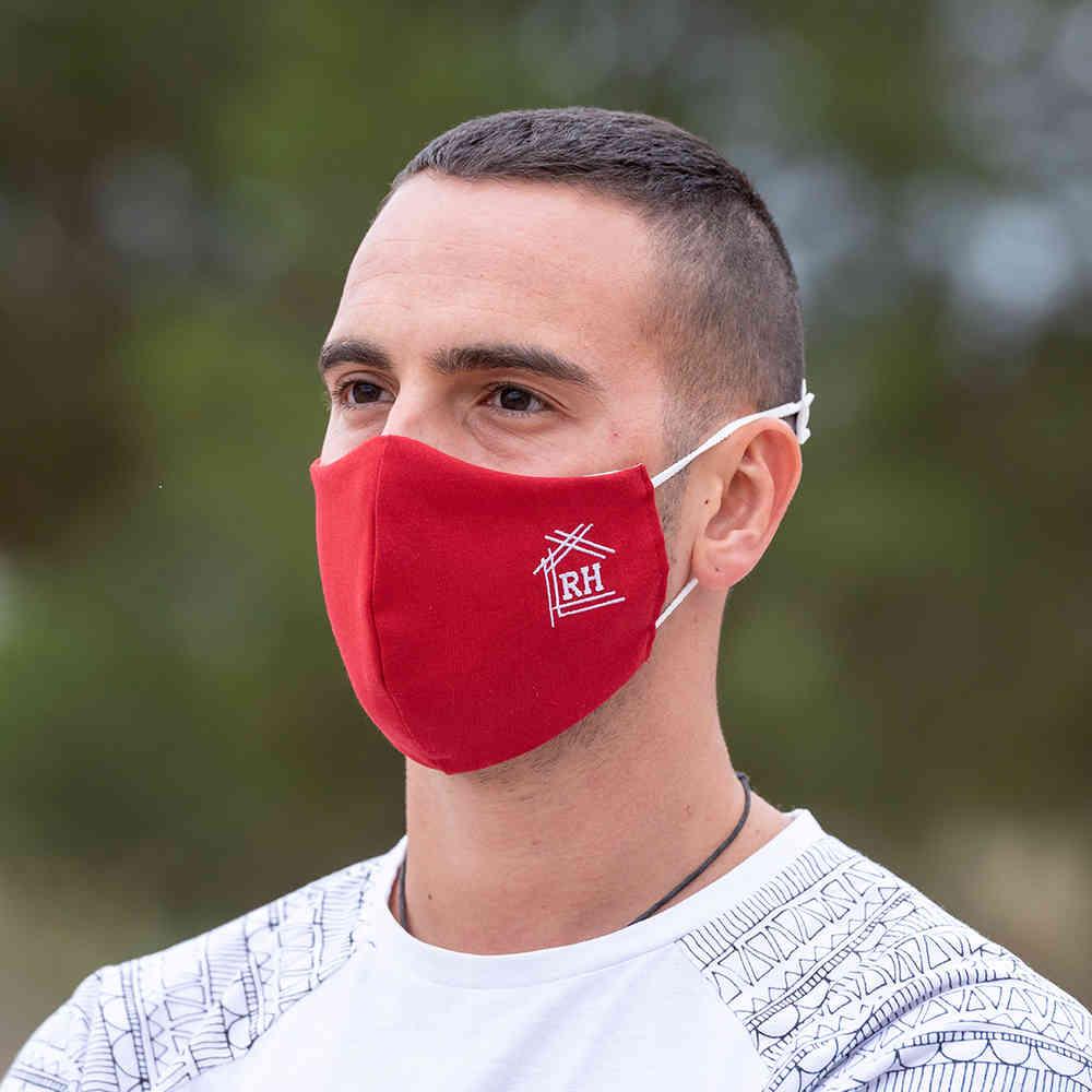 mascarillas personalizables tela